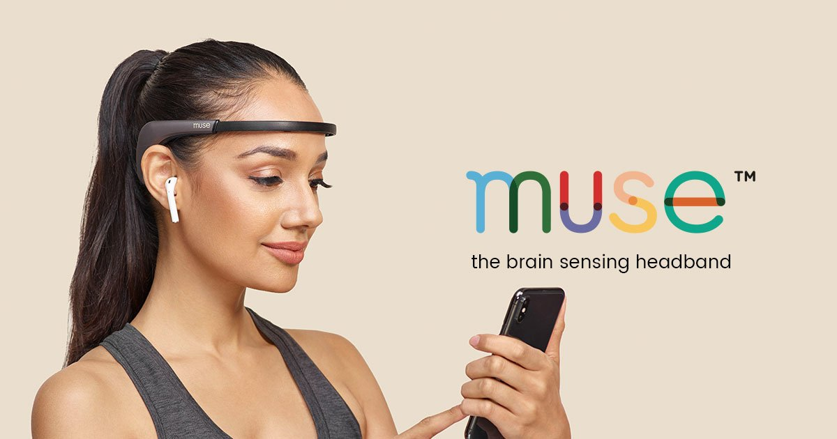 Muse™ - Meditation Made Easy with the Muse Headband