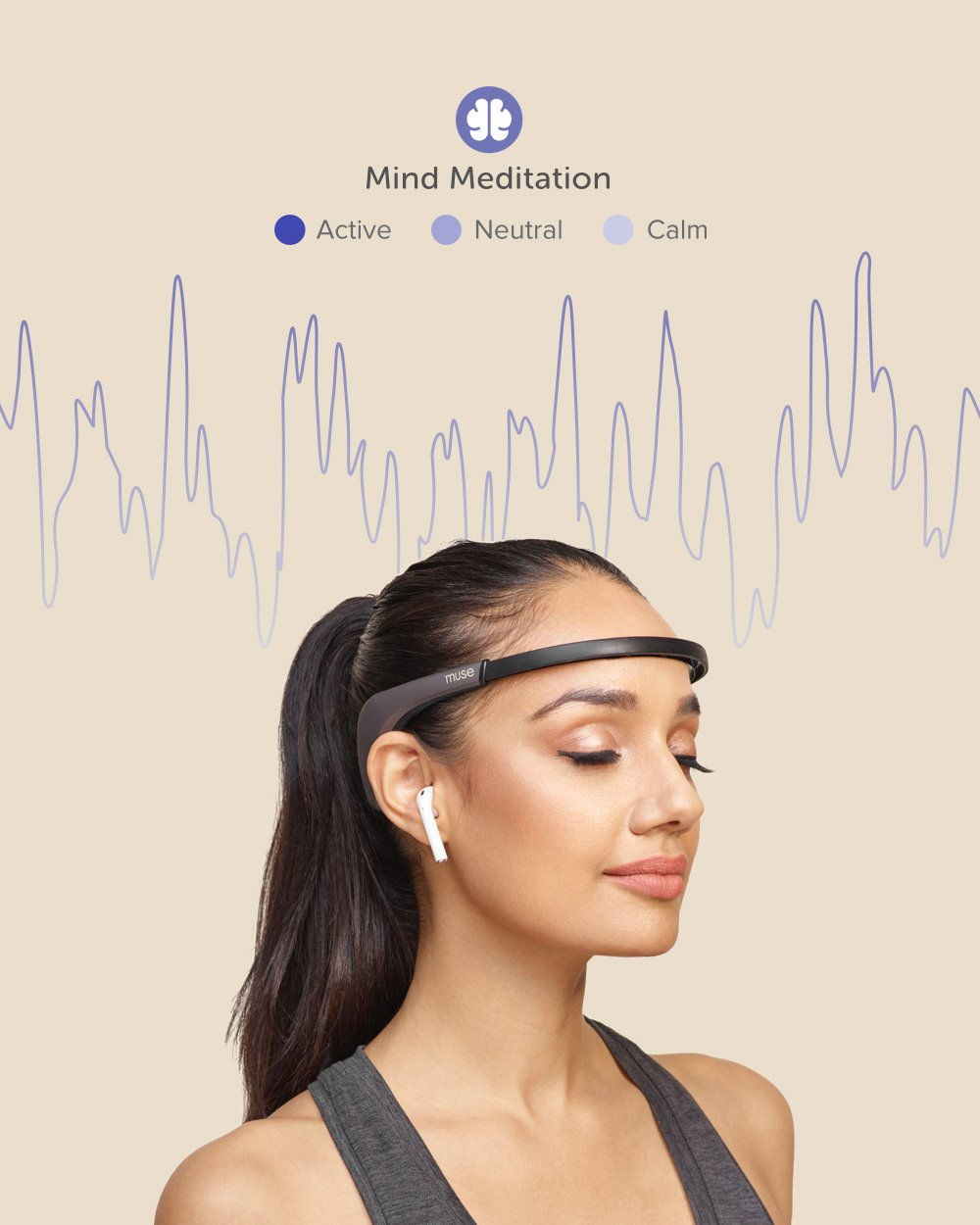 Review session data after each meditation