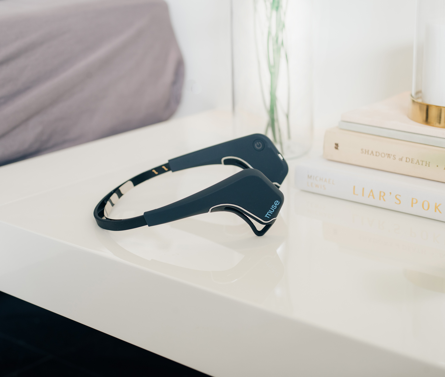 7679353474bc9 Muse™ - Meditation Made Easy with the Muse Headband