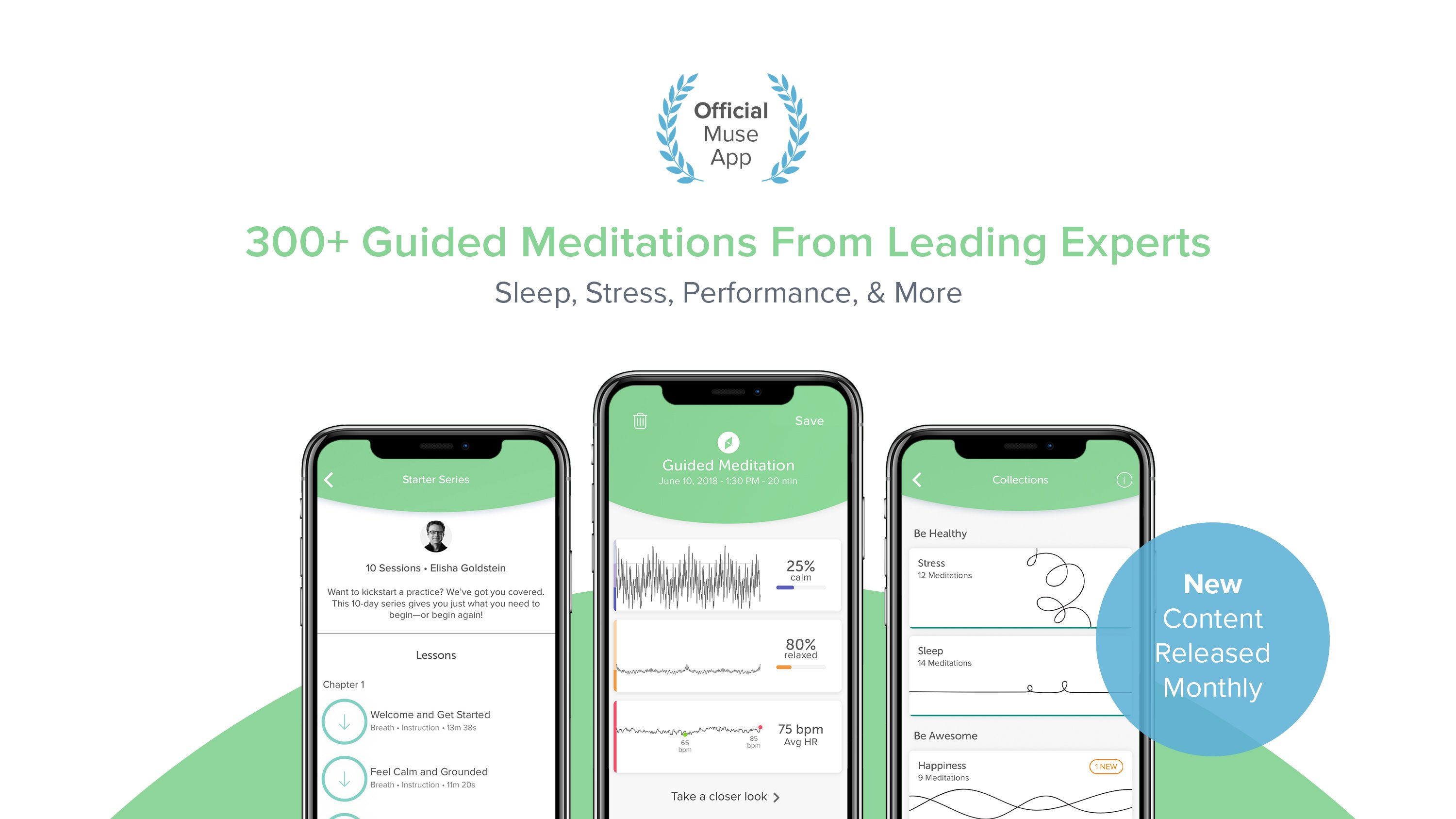 Meet Your Personal Meditation Assistant