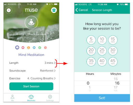muse app guide