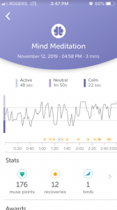 mind results report